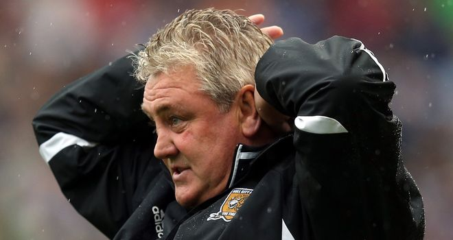 Steve Bruce: Keen to praise his more experienced players in their win over Sheffield Wednesday
