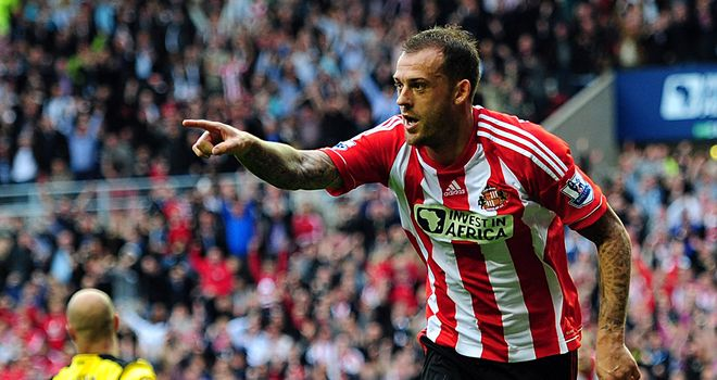 Steven Fletcher: Has scored in Sunderland's first five games of the season