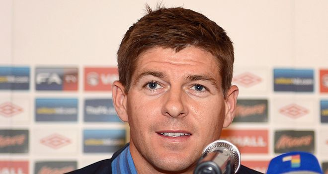Steven Gerrard: Hoping to end World Cup career on a high in Brazil