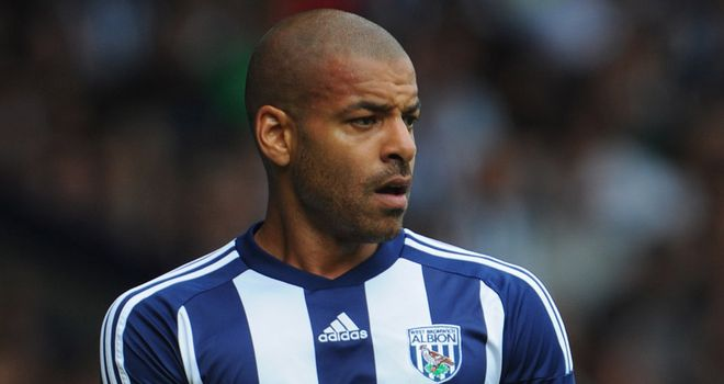 Steven Reid: Could be awarded a new deal at The Hawthorns