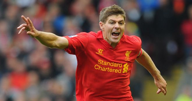 Steven Gerrard: Liverpool midfielder admits it would be a 'miracle' if Reds can win title during his career