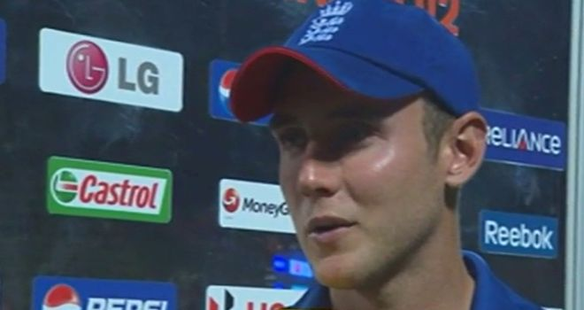 Broad: Poor start