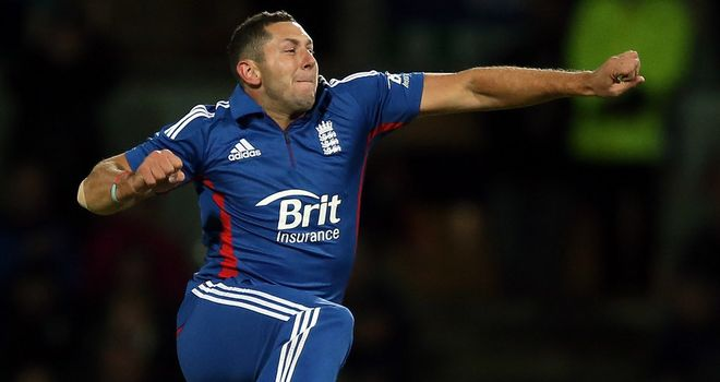 Tim Bresnan: England bowler back in action for Yorkshire