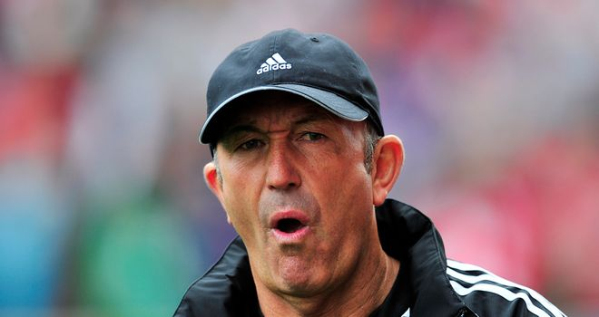 Tony Pulis: Hoping home soil advantage plays into Stoke's hands