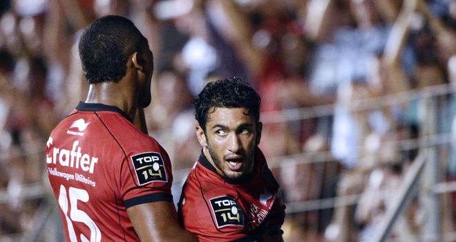 Maxime Mermoz: scored the bonus-point try
