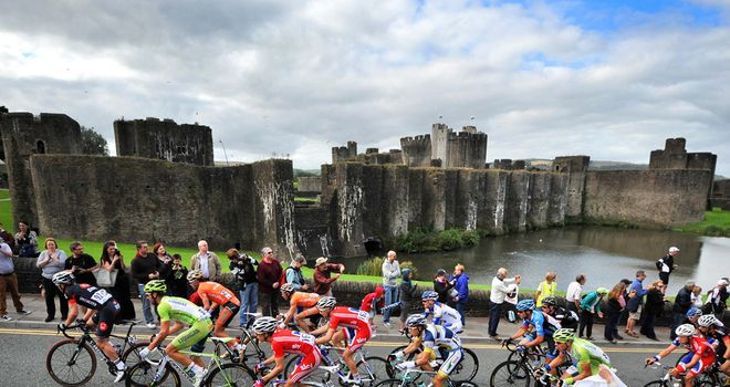The Tour of Britain takes place from September 15-22