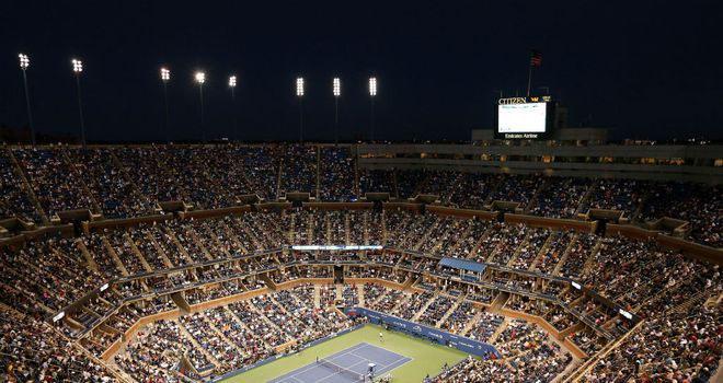 Arthur Ashe Stadium: Biggest permanent tennis arena in the world