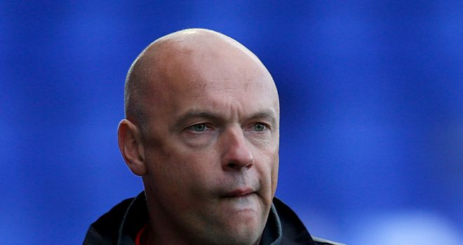 Uwe Rosler: Happy with discipline