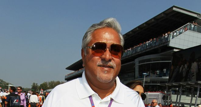 Vijay Mallya: Has big plans for Force India