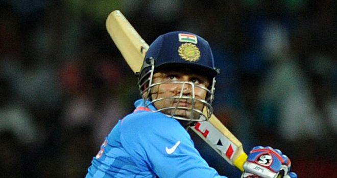 Virender Sehwag: No place in India's one-day squad