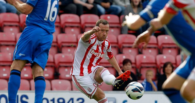 Charlie Adam: Wants to be just another piece in the Stoke jigsaw