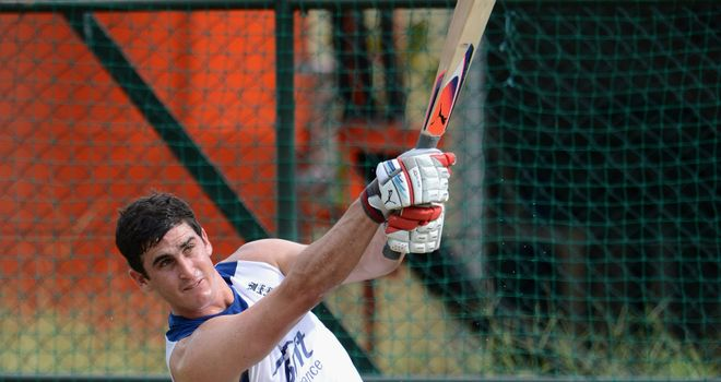 Craig Kieswetter: Has shrugged off significance of India defeat
