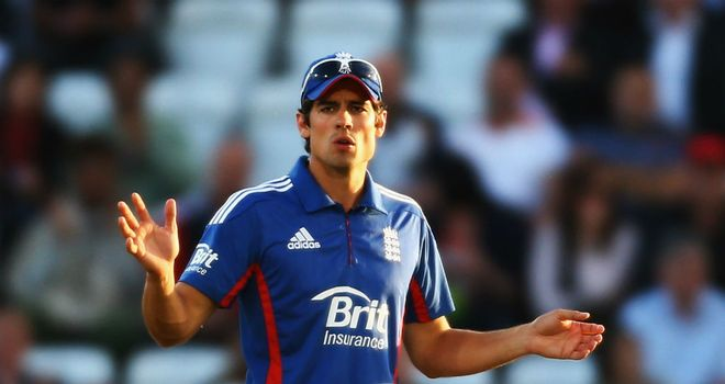 Alastair Cook: Hatchets can be buried
