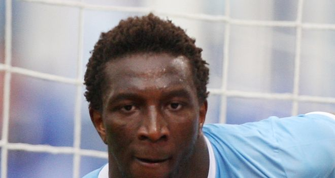Modibo Diakite: Not on Juve's radar, according to Moratta