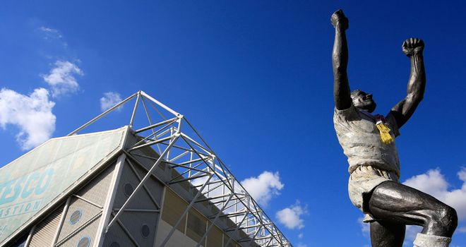 Elland Road: Will be under new ownership by Christmas