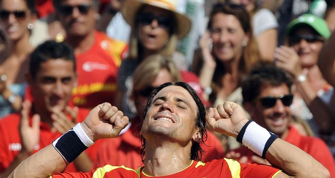 David Ferrer: Place assured at ATP World Tour Finals
