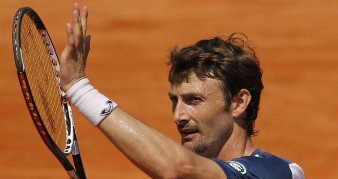 Juan Carlos Ferrero: Will retire from professional tennis in October after the Valencia Open