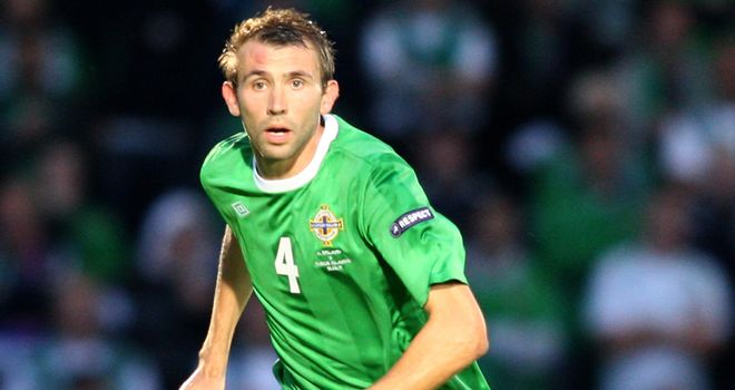 Gareth McAuley: Northern Ireland defender keen to take positives from defeat in Russia