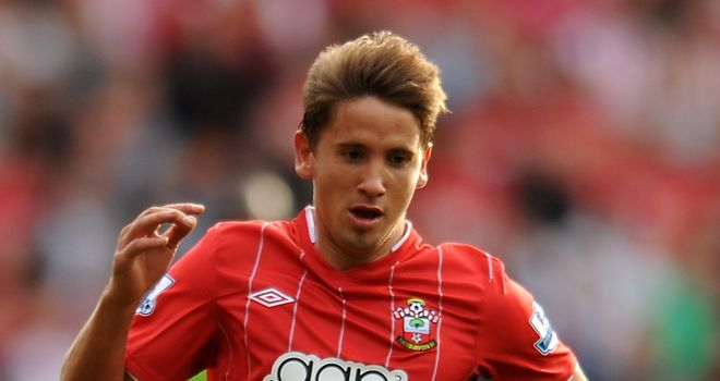 Gaston Ramirez: Out of action for six weeks