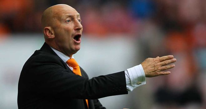 Ian Holloway: Fuming