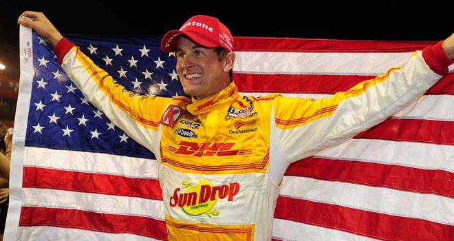 Ryan Hunter-Reay: Pole position for Alabama