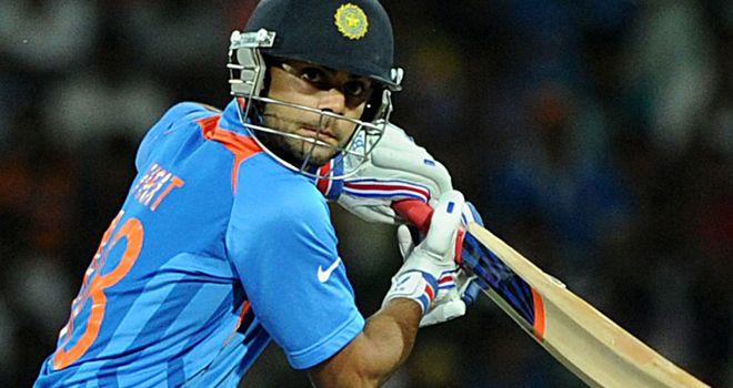 Virat Kohli: Furious with the antics of the Mumbai Indians support