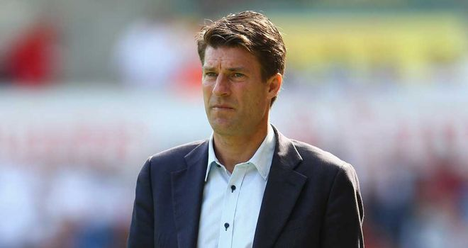 Michael Laudrup: Set to give youngsters a chance against Crawley
