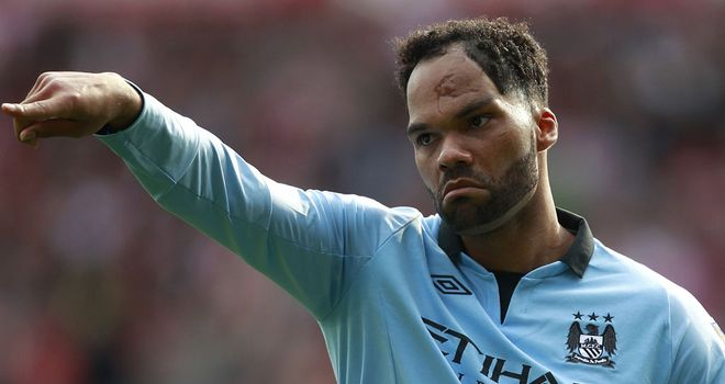 Joleon Lescott: Biding his time in bid for recall