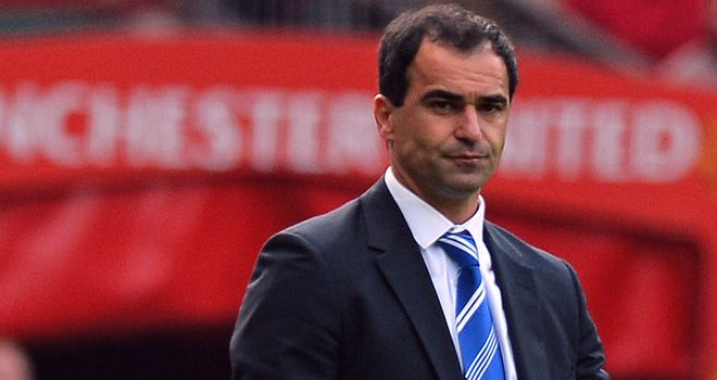 Roberto Martinez: Finds it difficult that the big sides get the decisions against his team