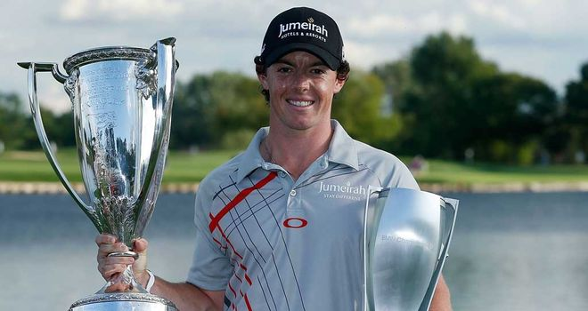 Rory McIlroy: Not thinking of Rio for a while