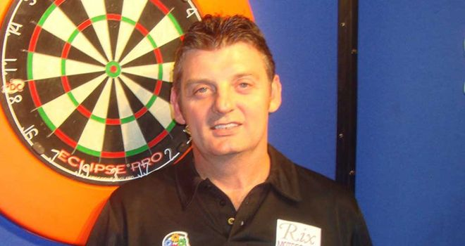 Justin Pipe: Enjoyed a dream debut in Championship League Darts