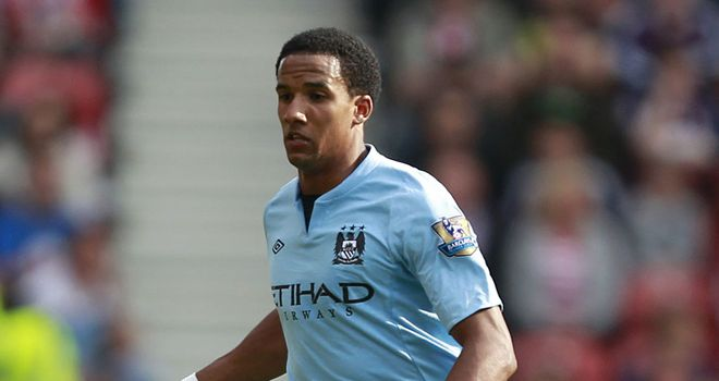Scott Sinclair: Aiming to retain his Manchester City starting place at the Bernabeu