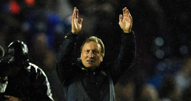 Neil Warnock: Believes Leeds should have scored more against Southampton