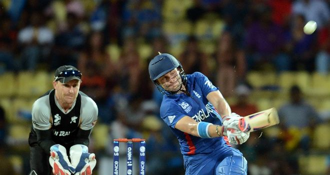 Wright: Smashed New Zealand round the ground