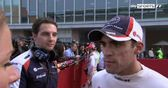 Driver's reaction to Korean GP