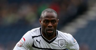 Akpo Sodje: Could feature for North End