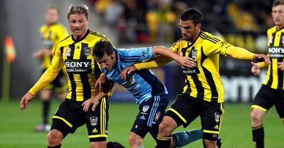 Alessandro Del Piero: Keen to improve Sydney's poor form