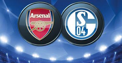 Arsenal vs. Schalke 04 – Goals + Highlights [HD]