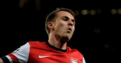 Aaron Ramsey: Has not been a regular starter for Arsenal this season