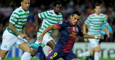 Alexis Sanchez: Backed to return to form by Barcelona director of football, Andoni Zubizarreta