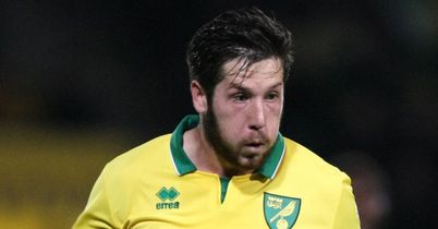 Jacob Butterfield: Loaned by Norwich to Palace