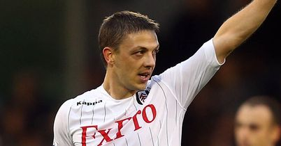 Chris Baird: Thrilled with Fulham's start to the season and the performances of Mark Schwarzer and Dimitar Berbatov