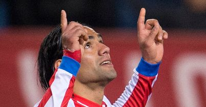 Falcao: Could be open to a move away from Madrid in the future