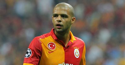 Felipe Melo: Looking forward to Chelsea clash