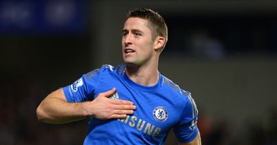 Gary Cahill: Chelsea defender not giving up on Premier League title bid