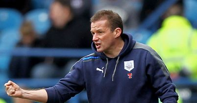 Graham Westley: Strengthening the squad