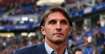 Bruno Labbadia: Furious after defeat to Hannover on Sunday