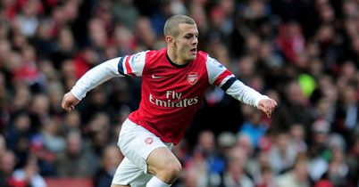 Jack Wilshere: Made an impressive return from injury