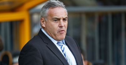 Dave Jones: Retains the support of Sheffield Wednesday chairman Milan Mandaric