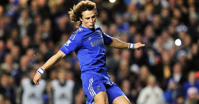 David Luiz: Has been pushed into a midfield role by Rafa Benitez